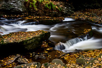 small cascades in the fall
